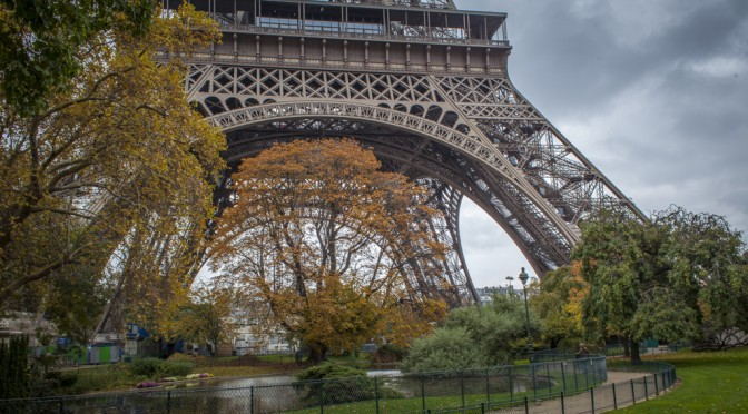 Paris in Autumn