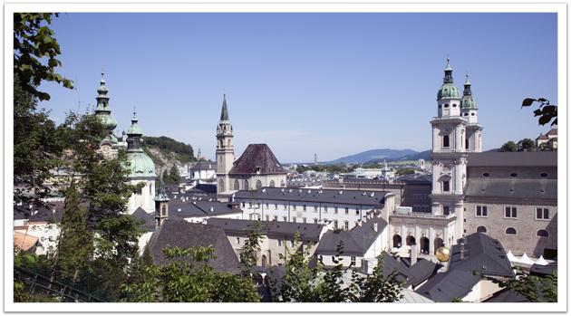 Salzburg, Austria: Part 1 – Hohensalzburg Fortress